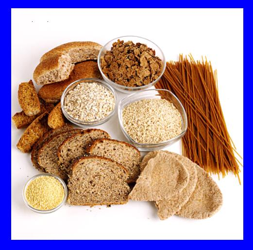Health Benefits Of Good Carbs