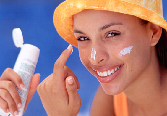 Protect Skin from Sun Damage