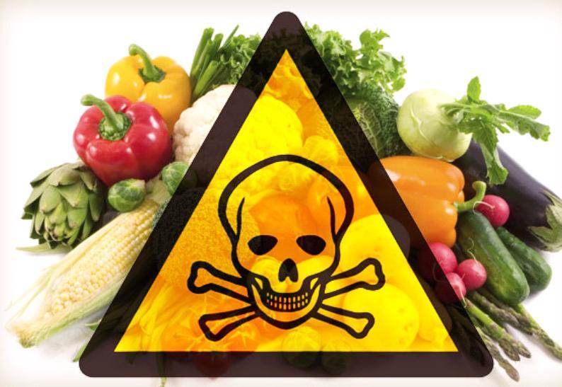 Avoid Consuming Pesticides
