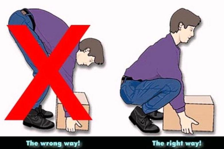Protect Your Back During Daily Tasks