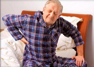 Walking helps with back pain