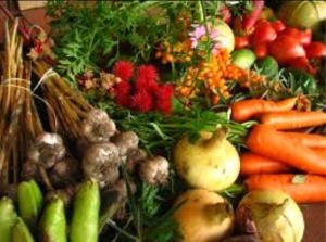 Natural Foods are grown