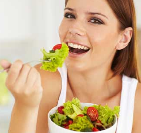 Improve Digestion Chew your food