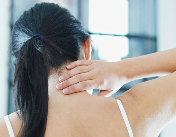 Causes of Neck Pain smartphones